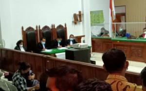 Kasus Pengalihan Aset Mabar, Ambrosius Syukur Cs Divonis Penjara