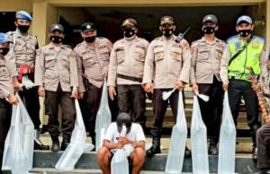 Polisi Amankan 150 liter Miras di Sumba Barat, Diduga untuk Pilkades