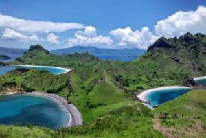 Wisata Pulau Padar Mulai Dibuka Kembali Bagi Turis