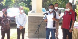Bupati Edi Serahkan Bantuan Mobil untuk 8 Desa di Manggarai Barat