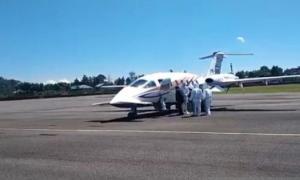 Pakai Pesawat Jet, Ini Alasan Uskup Ruteng Dilarikan ke Jakarta