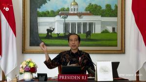 Kasus Covid-19 di NTT Meningkat, Jokowi Minta Kepala Daerah Lakukan Ini