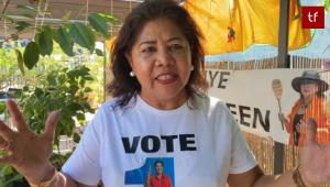 Wanita NTT Amye Un Tetap Bangga Meski Gagal Jadi Wali Kota Darwin