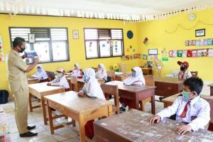Kabupaten Manggarai Mulai Terapkan PTM Terbatas