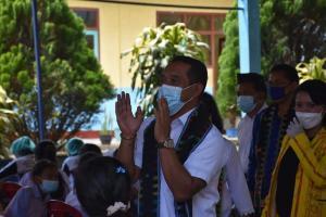 Bupati Hery:Kegiatan PTM Bisa Dilaksanakan Asal Dengan Prokes Ketat
