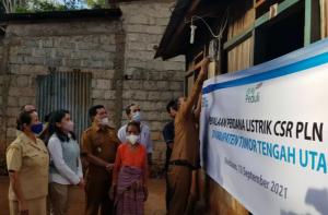 PLN NTT Alirkan Listrik ke Wilayah Perbatasan Timor Leste