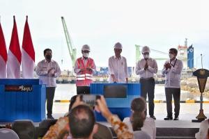 Jokowi: Terminal Wae Kelambu di Labuan Bajo, Bisa Beroperasi 20 Tahun