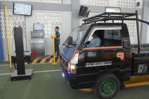 Baru 5 Daerah di NTT yang Memenuhi Syarat Uji KIR Kendaraan